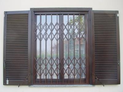 Vendita cancellini antifurto firenze berni shop - Antifurto finestre aperte ...